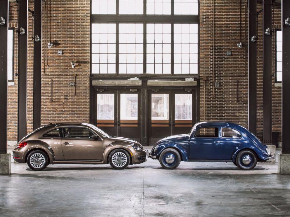Volkswagen Beetle  f wallpaper