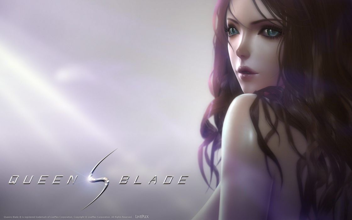 SCARLET BLADE fantasy adventure queen sci-fi (21) wallpaper