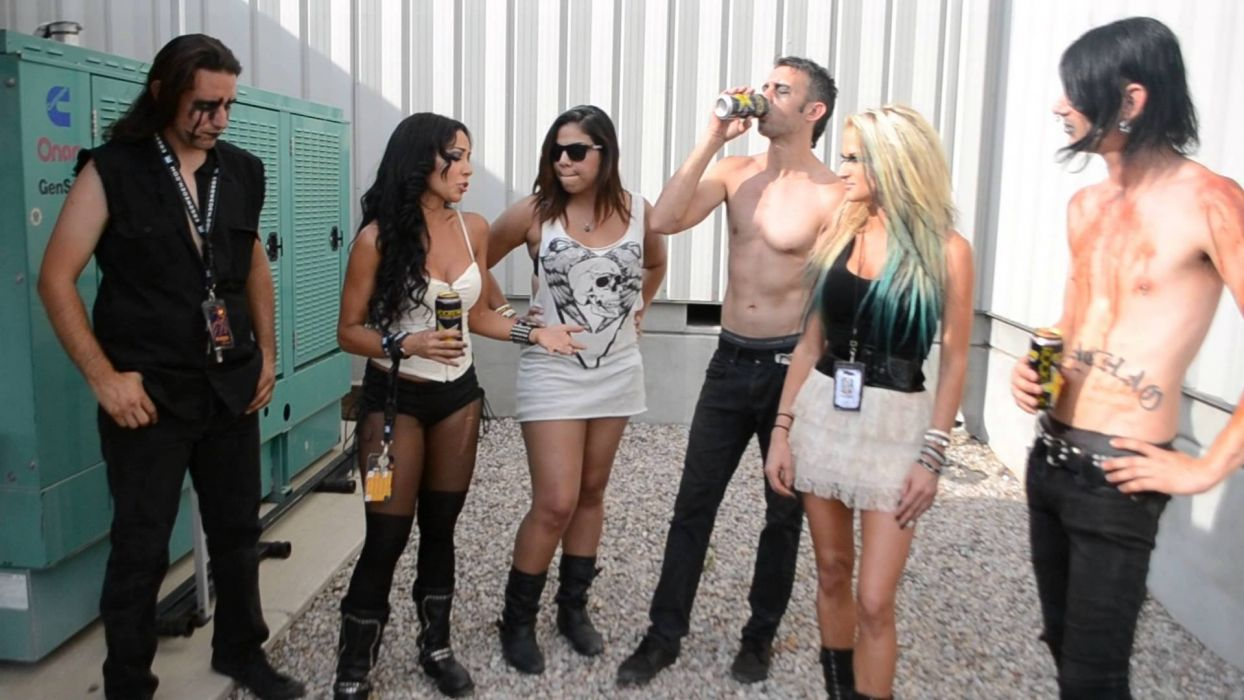The BUTCHER BABIES heavy metal rock (6) wallpaper