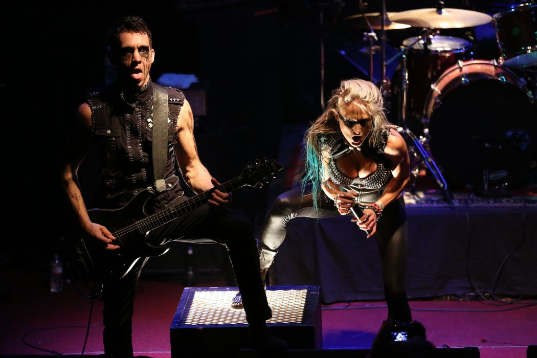 The BUTCHER BABIES heavy metal rock (11) wallpaper
