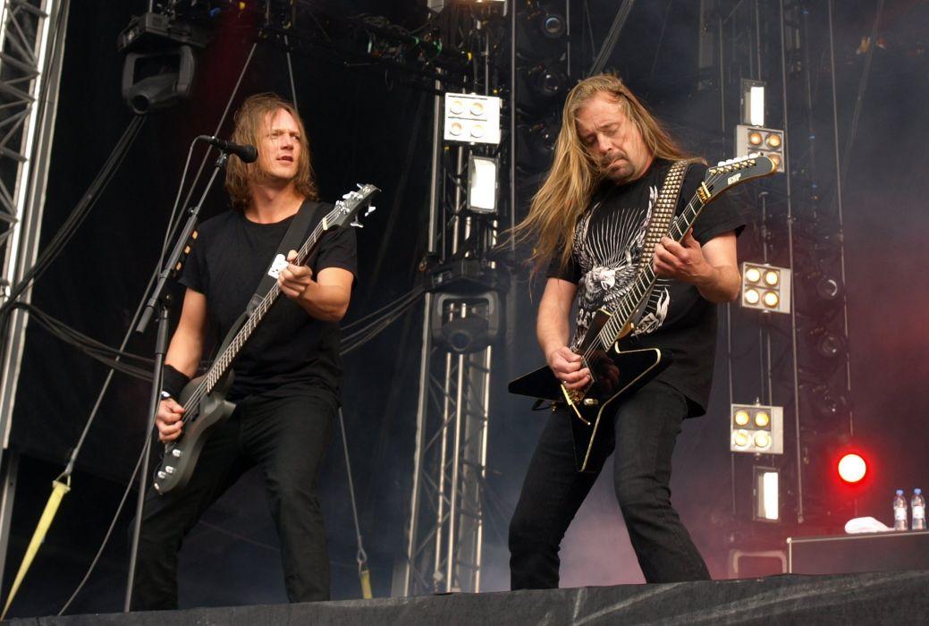 CHILDREN OF BODOM heavy metal (8) wallpaper