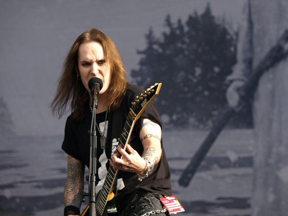 CHILDREN OF BODOM heavy metal (14) wallpaper