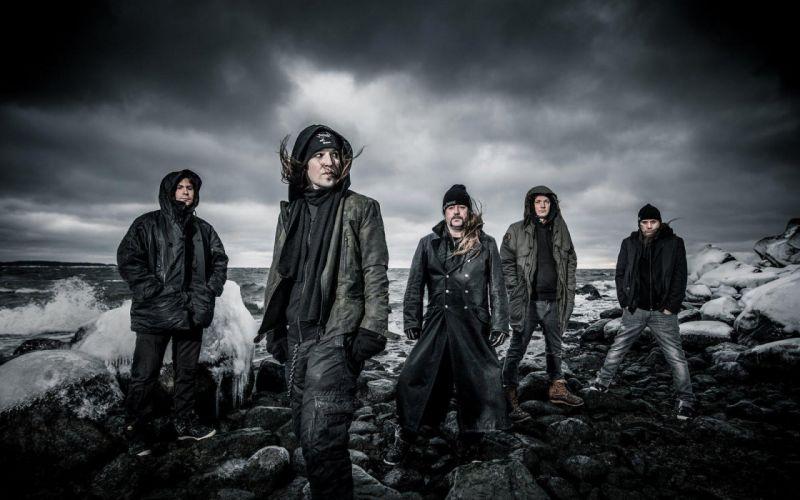 CHILDREN OF BODOM heavy metal (19) wallpaper