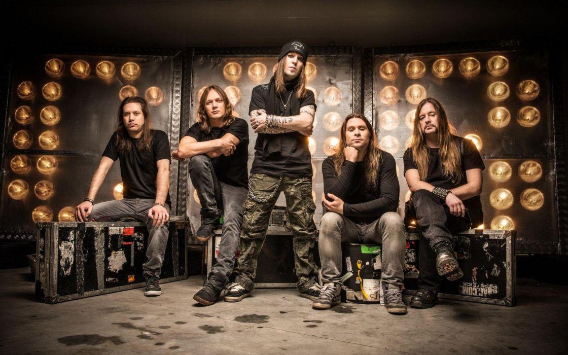 CHILDREN OF BODOM heavy metal (20) wallpaper