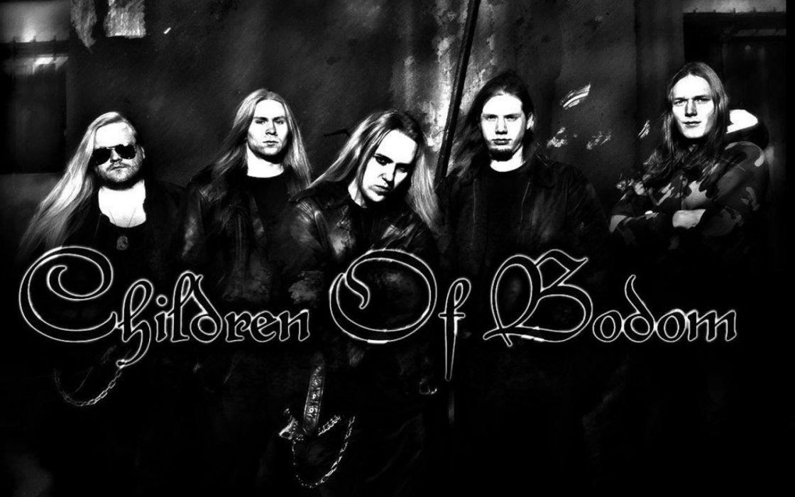 CHILDREN OF BODOM heavy metal (21) wallpaper