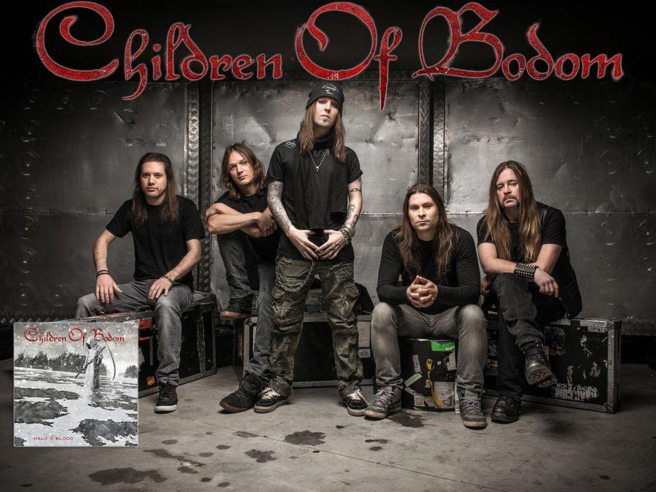 CHILDREN OF BODOM heavy metal (33) wallpaper