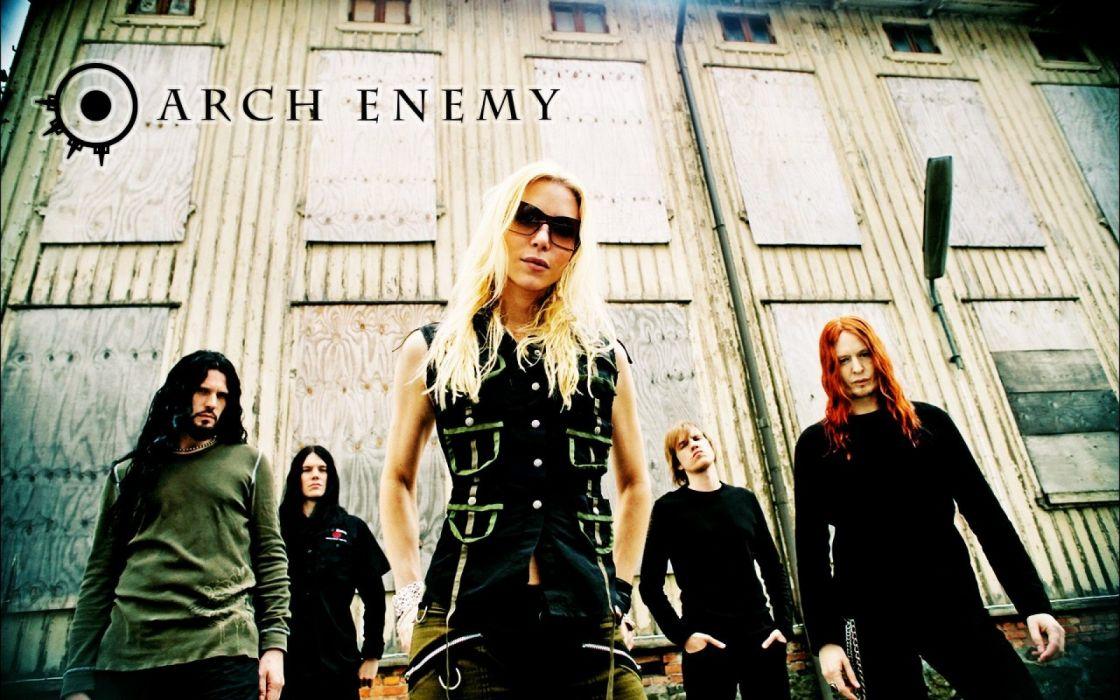 ARCH ENEMY death heavy metal (6) wallpaper