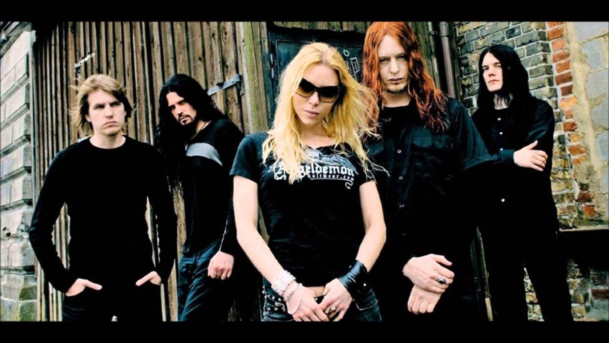 ARCH ENEMY death heavy metal (9) wallpaper