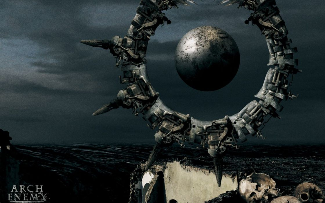 ARCH ENEMY death heavy metal (18) wallpaper