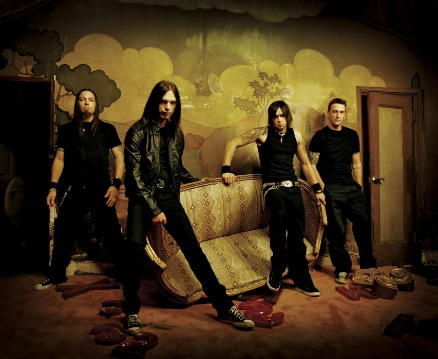 BULLET FOR MY VALENTINE heavy metal metalcore (10)_JPG wallpaper