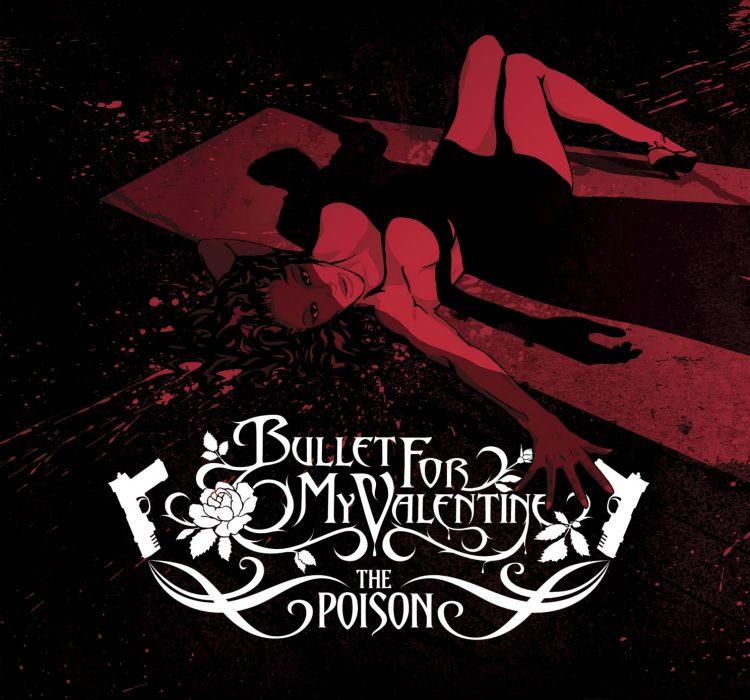 BULLET FOR MY VALENTINE heavy metal metalcore (11) wallpaper