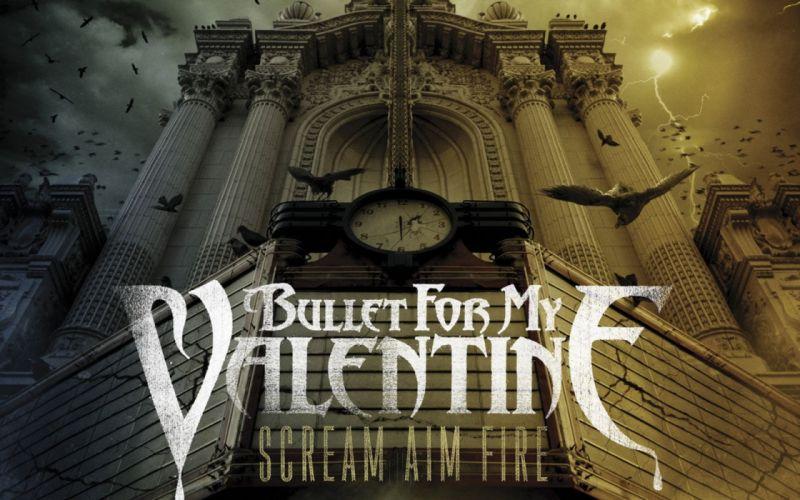 BULLET FOR MY VALENTINE heavy metal metalcore (35) wallpaper