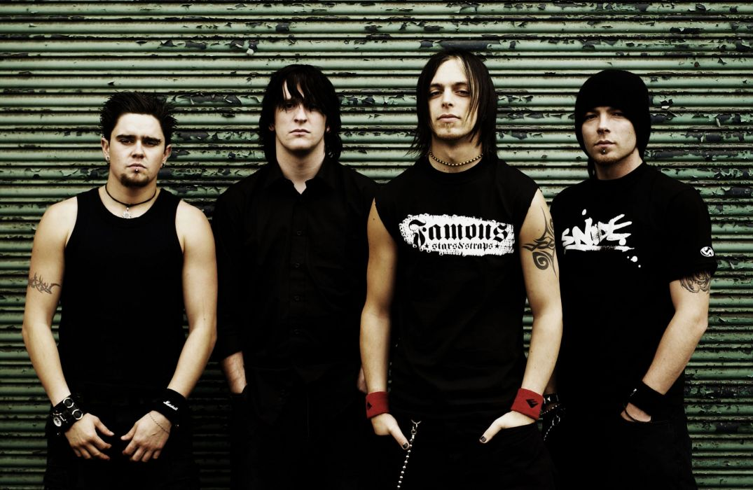 BULLET FOR MY VALENTINE heavy metal metalcore (37) wallpaper