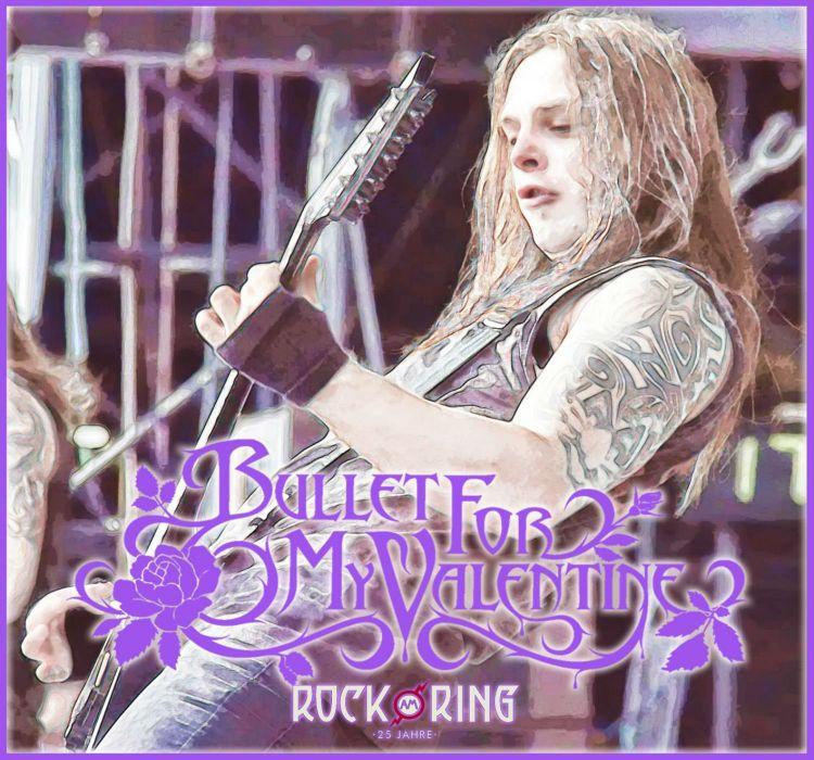 BULLET FOR MY VALENTINE heavy metal metalcore (39) wallpaper