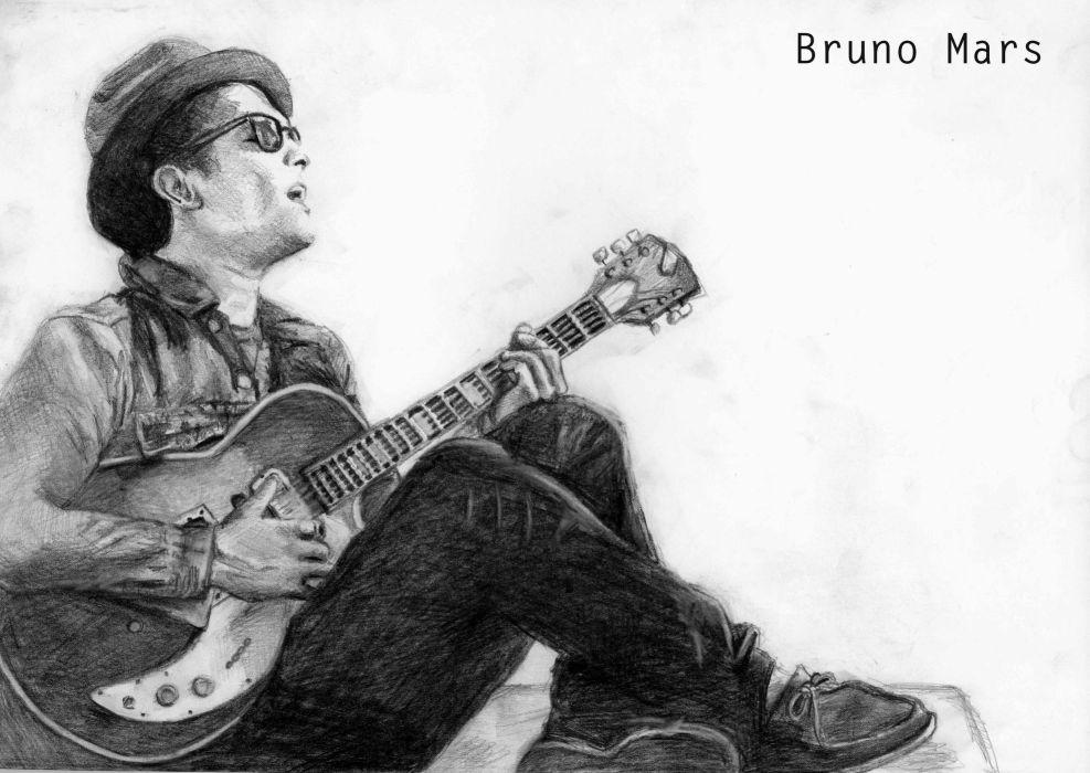 BRUNO MARS pop reggae soul r-b rock (13) wallpaper
