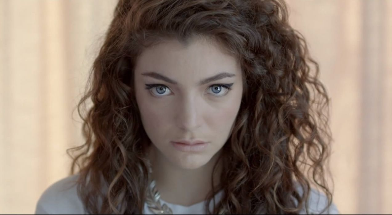 LORDE indie pop minimal electronica electropop electro (1) wallpaper