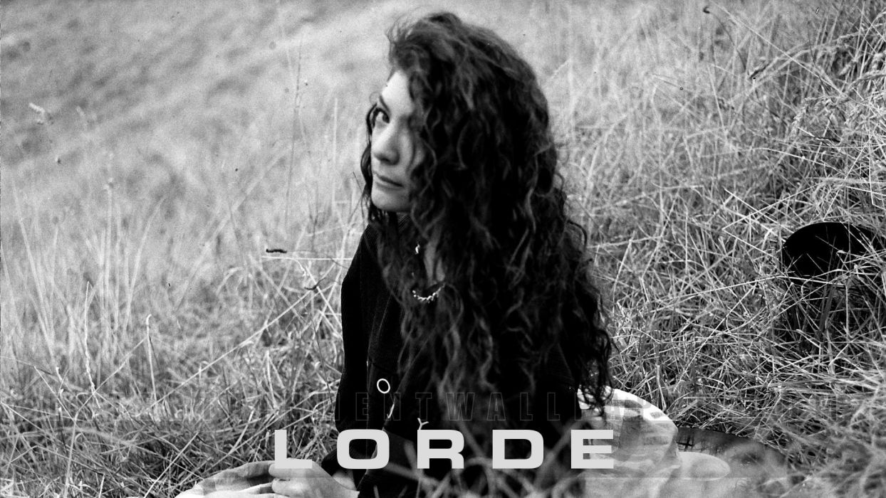 LORDE indie pop minimal electronica electropop electro (3) wallpaper