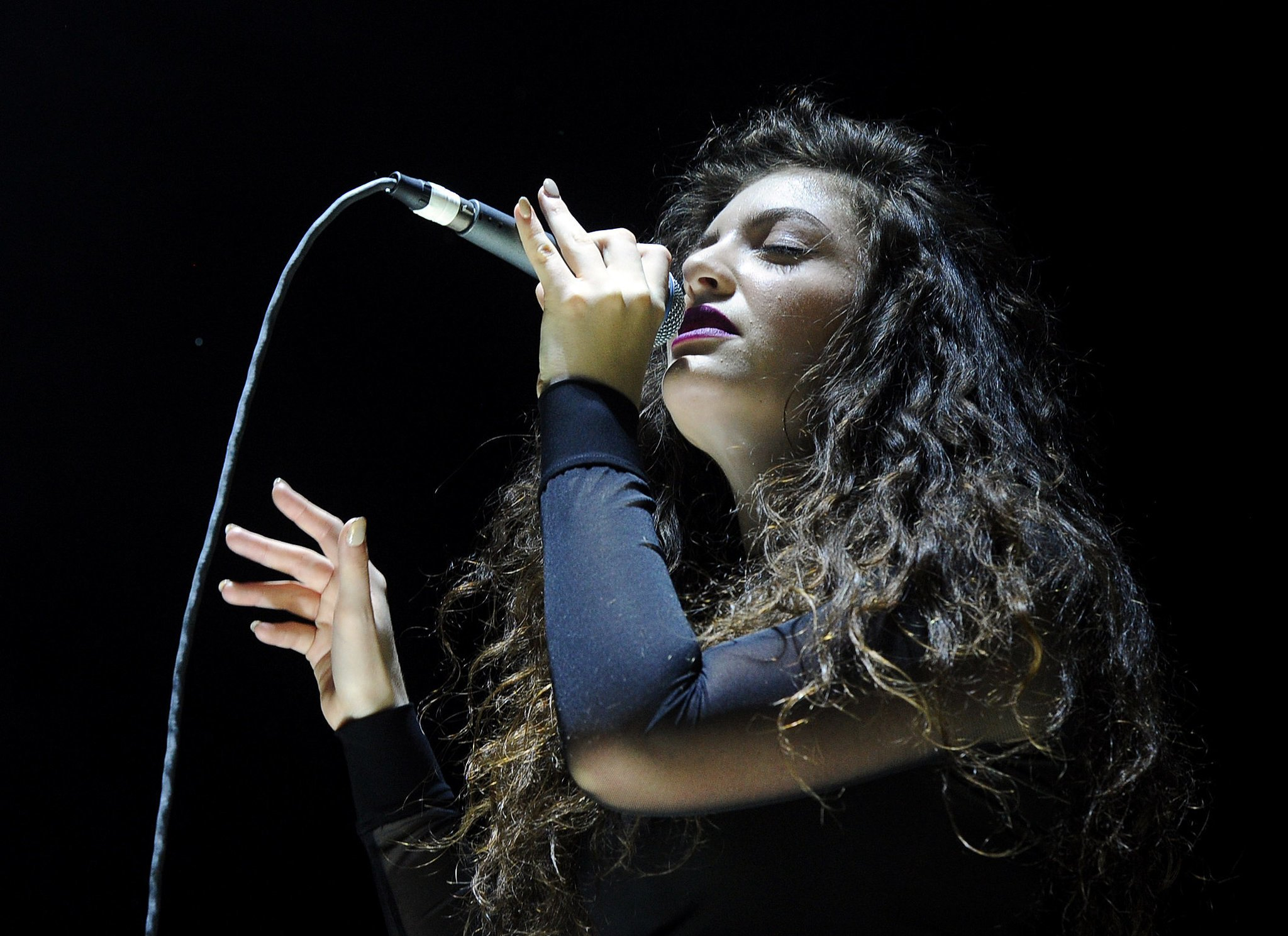 Lorde nackt adult image
