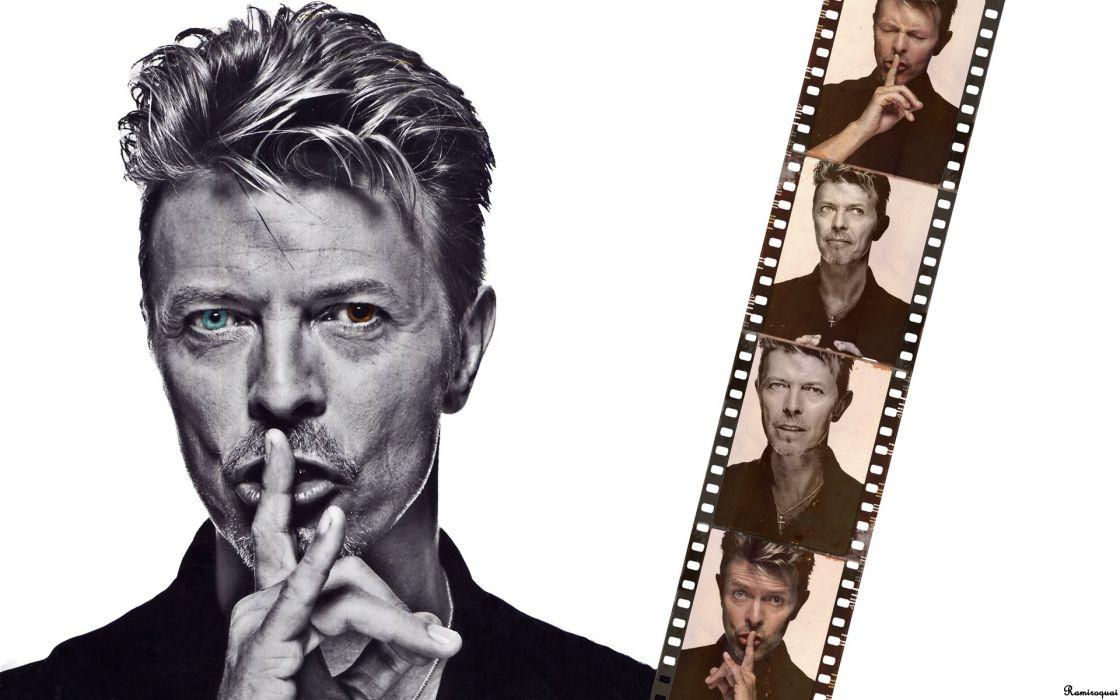 DAVID BOWIE glam rock pop (2) wallpaper