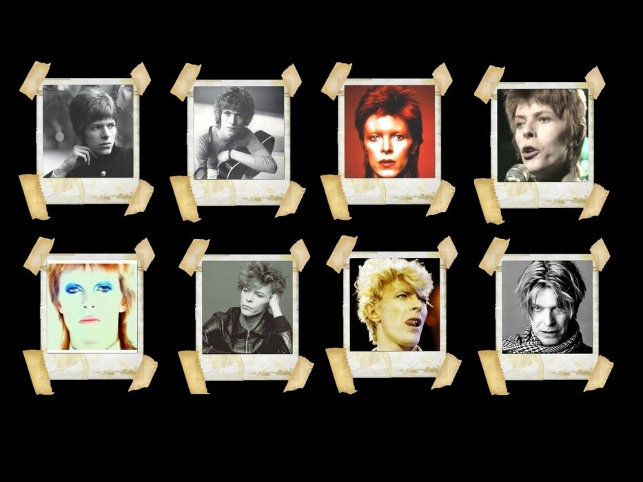 DAVID BOWIE glam rock pop (7) wallpaper