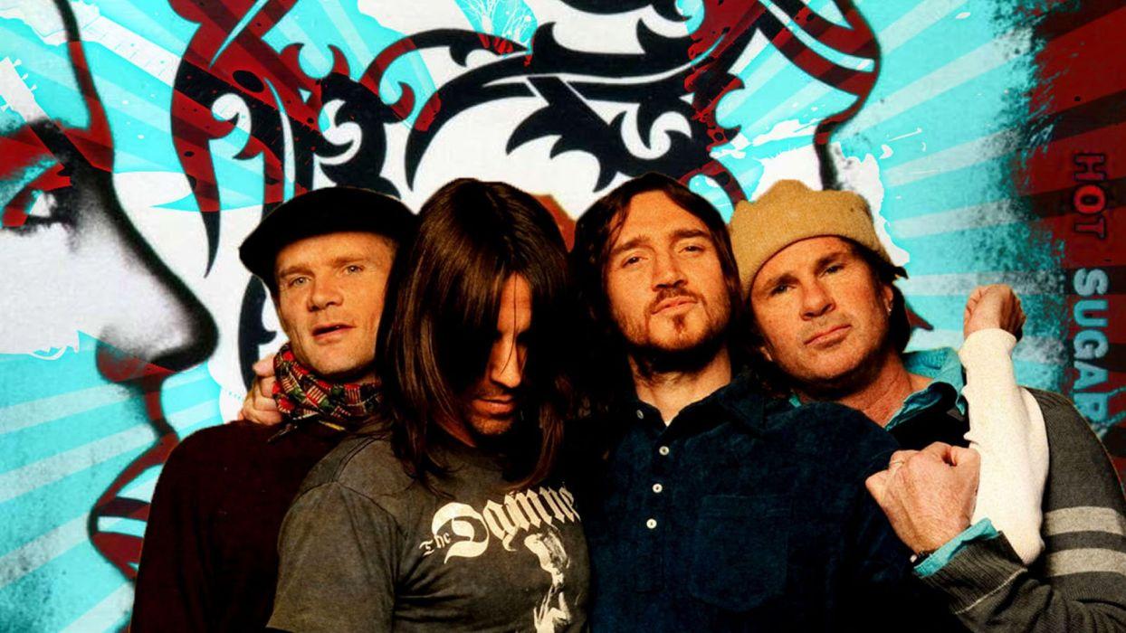 RED HOT CHILI PEPPERS funk rock alternative (9) wallpaper