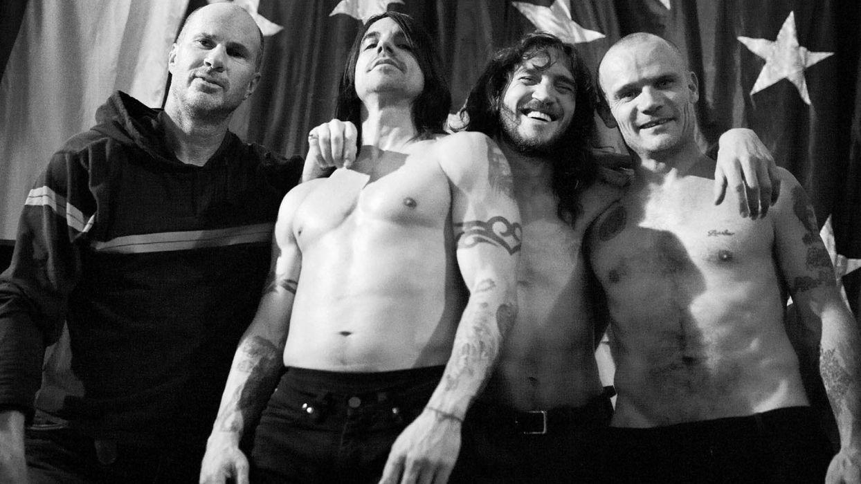 Red Hot Chili Peppers Funk Rock Alternative 10 Wallpaper