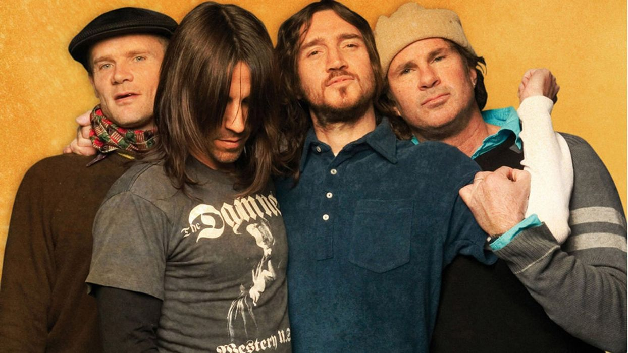 RED HOT CHILI PEPPERS funk rock alternative (14) wallpaper