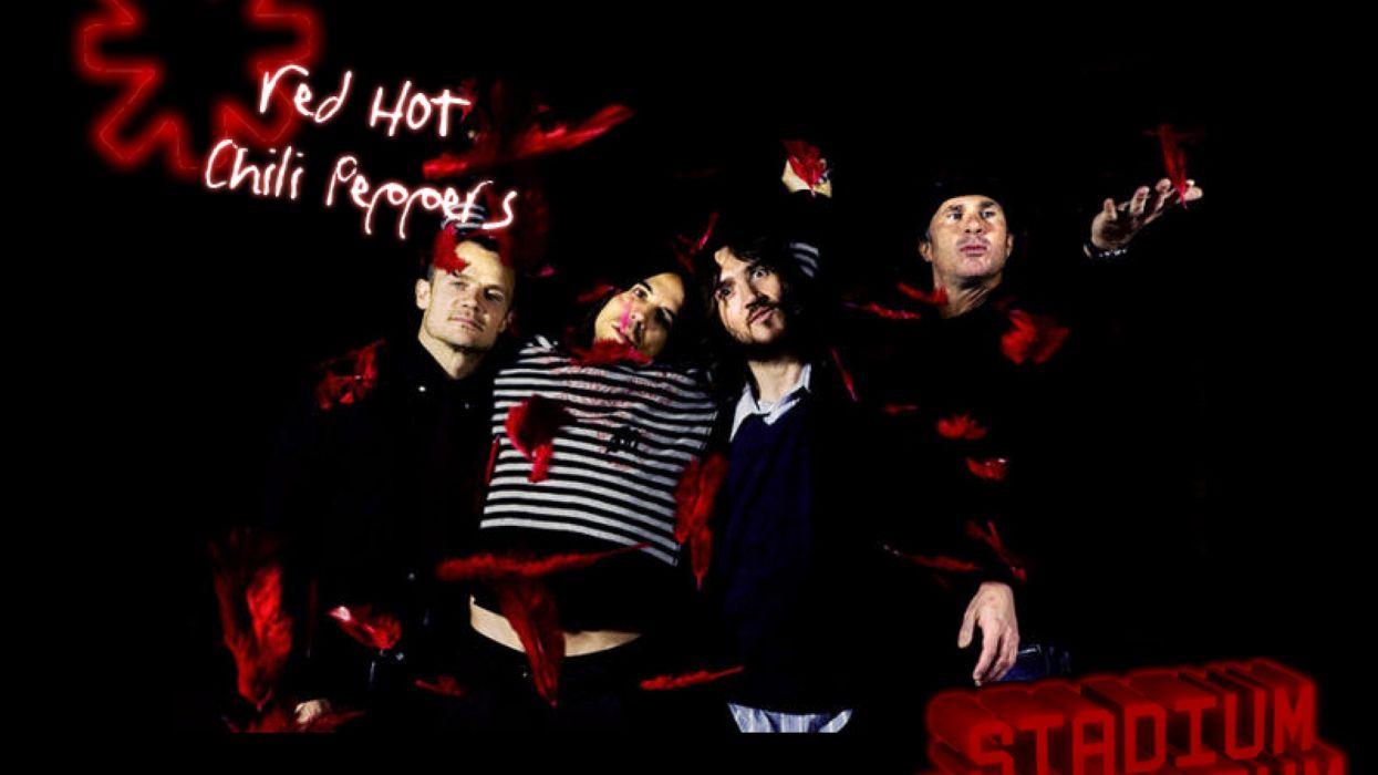 Red Hot Chili Peppers Funk Rock Alternative 50 Wallpaper