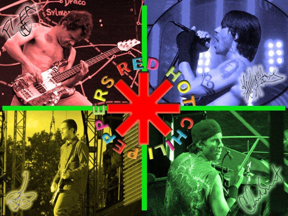 RED HOT CHILI PEPPERS funk rock alternative (70) wallpaper