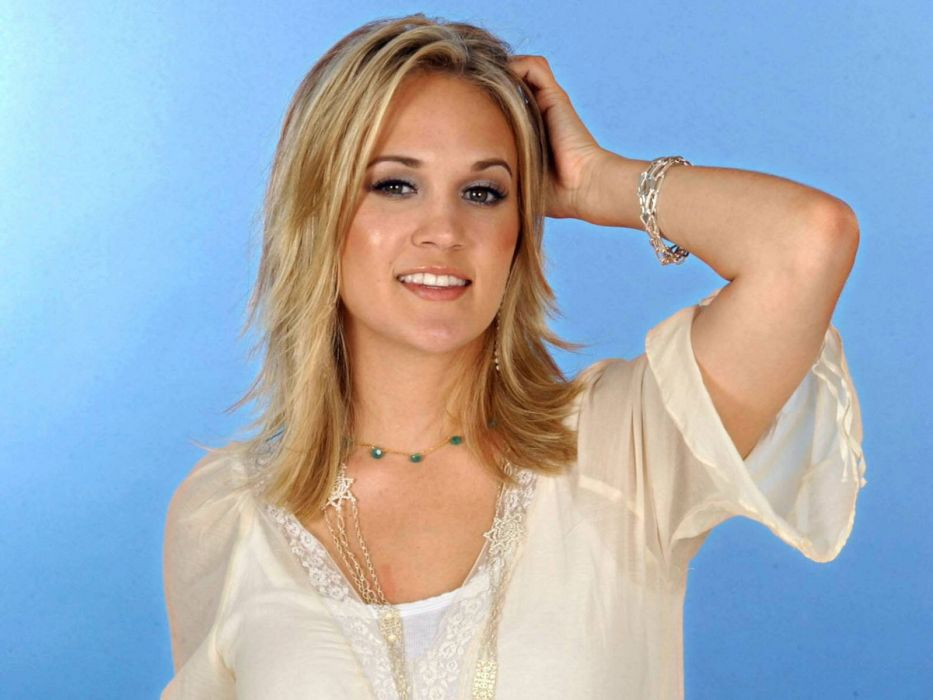 CARRIE UNDERWOOD country pop blonde sexy babe (9) wallpaper