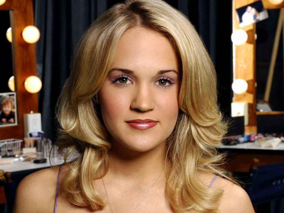 CARRIE UNDERWOOD country pop blonde sexy babe (14) wallpaper