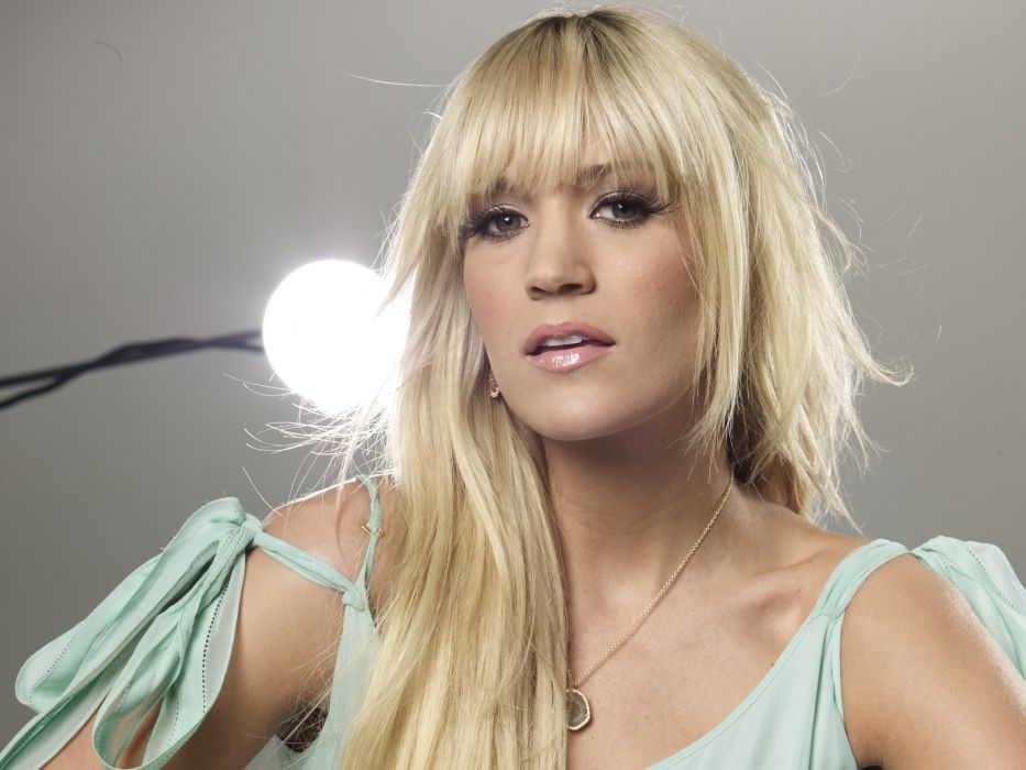 CARRIE UNDERWOOD country pop blonde sexy babe (16) wallpaper