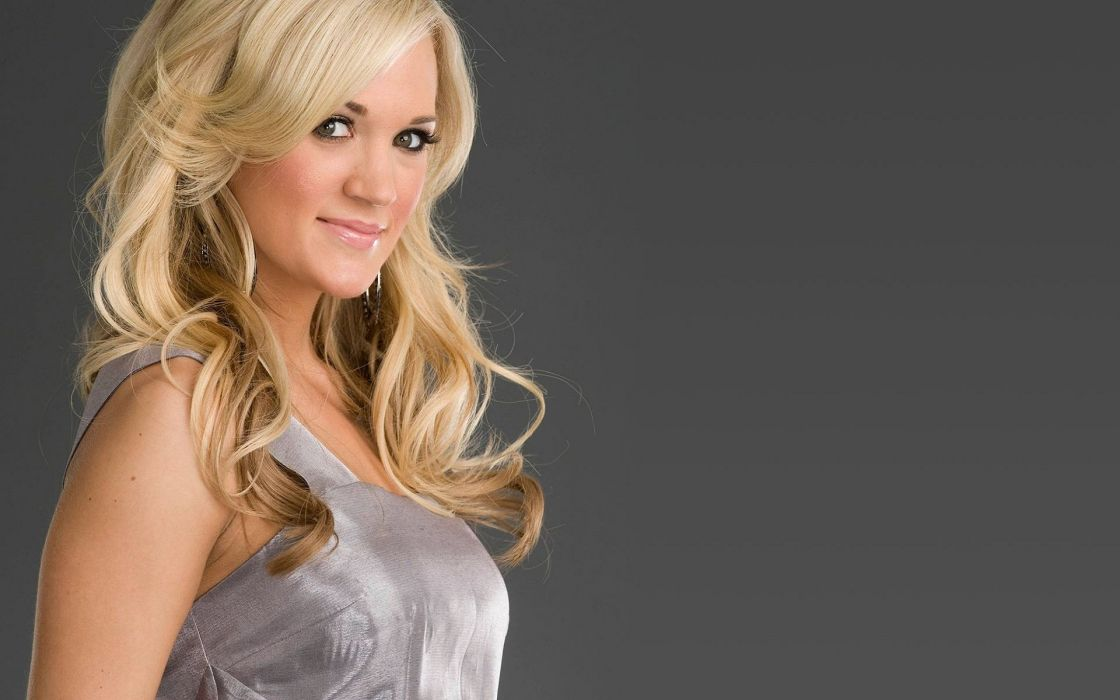 CARRIE UNDERWOOD country pop blonde sexy babe (25) wallpaper