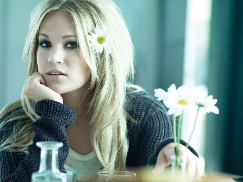 CARRIE UNDERWOOD country pop blonde sexy babe (28) wallpaper