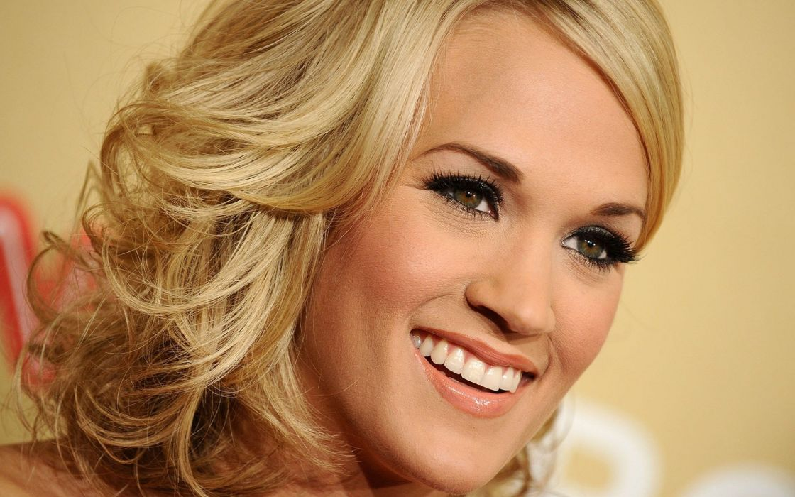 CARRIE UNDERWOOD country pop blonde sexy babe (34) wallpaper