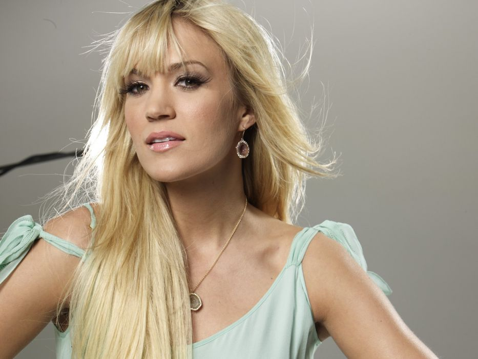 CARRIE UNDERWOOD country pop blonde sexy babe (40) wallpaper