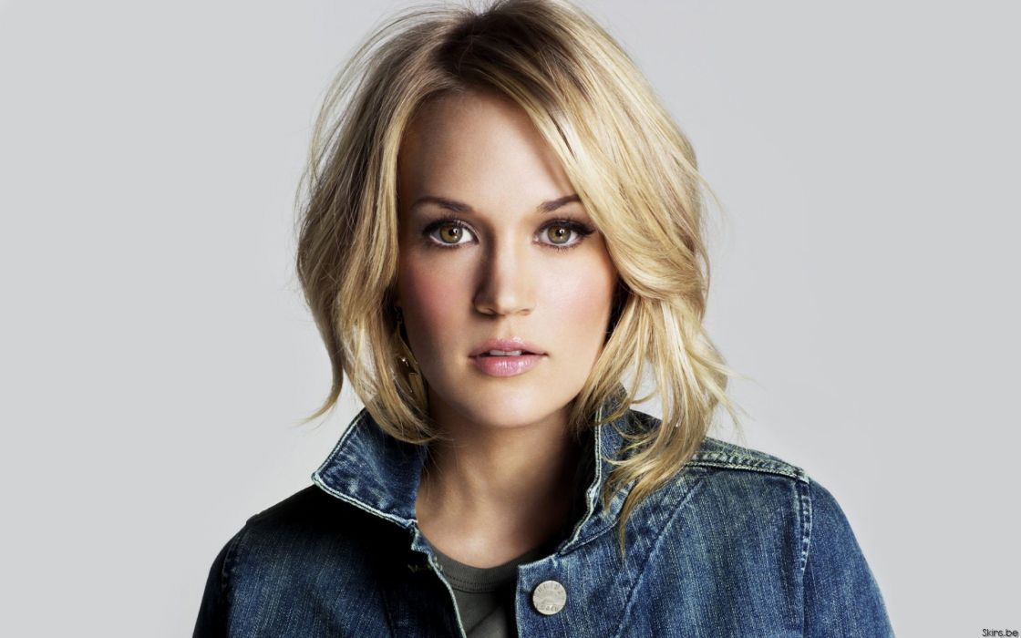 CARRIE UNDERWOOD country pop blonde sexy babe (41) wallpaper