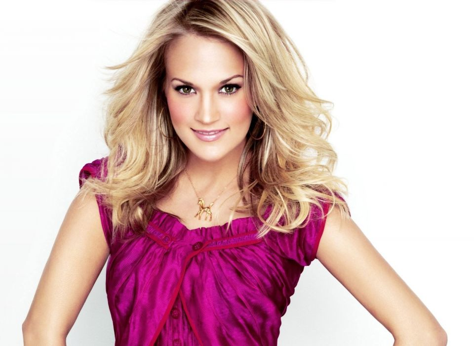 CARRIE UNDERWOOD country pop blonde sexy babe (46) wallpaper