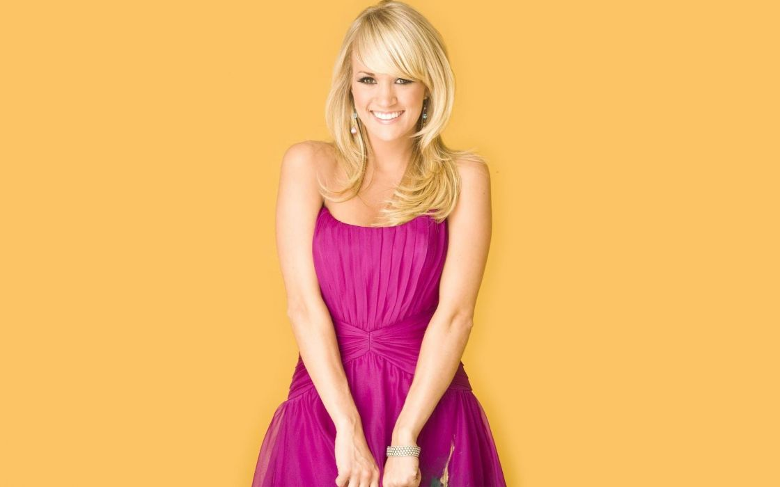CARRIE UNDERWOOD country pop blonde sexy babe (50) wallpaper