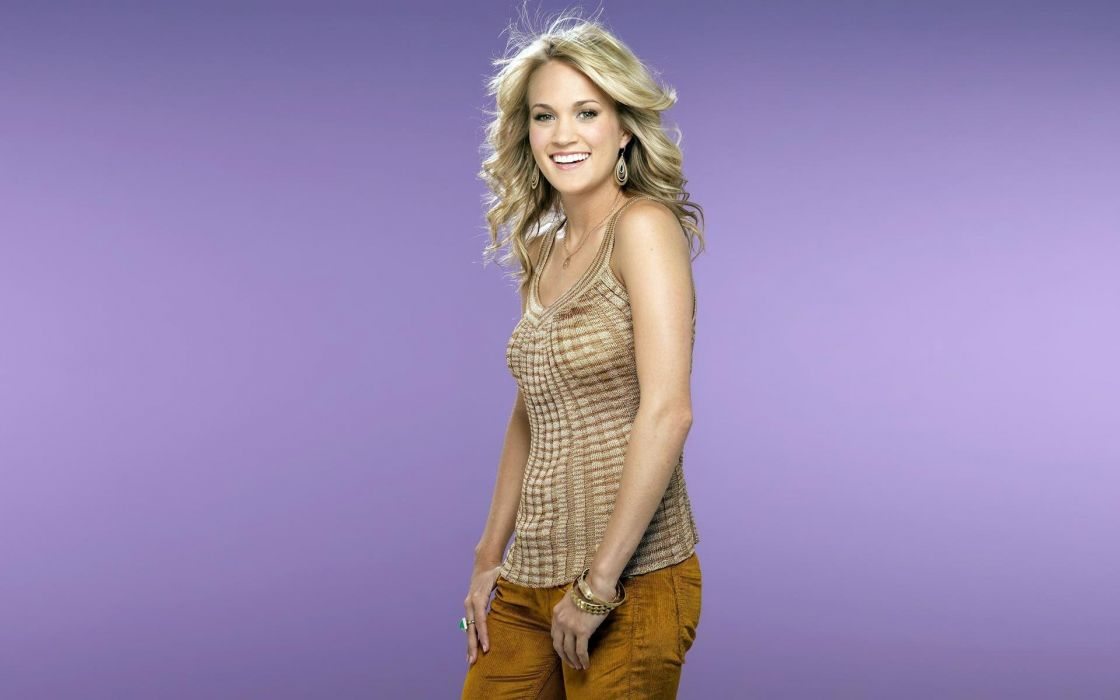 CARRIE UNDERWOOD country pop blonde sexy babe (53) wallpaper