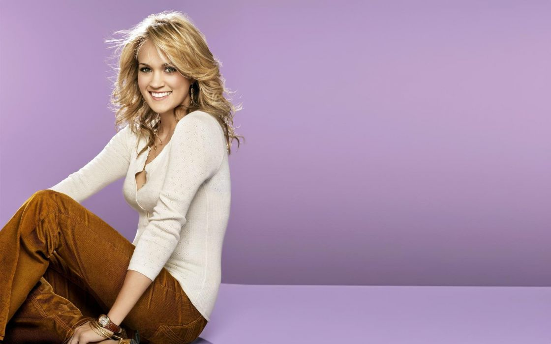 CARRIE UNDERWOOD country pop blonde sexy babe (54) wallpaper