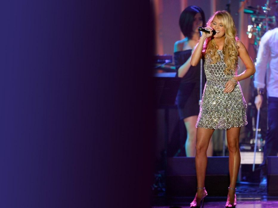 CARRIE UNDERWOOD country pop blonde sexy babe (57) wallpaper