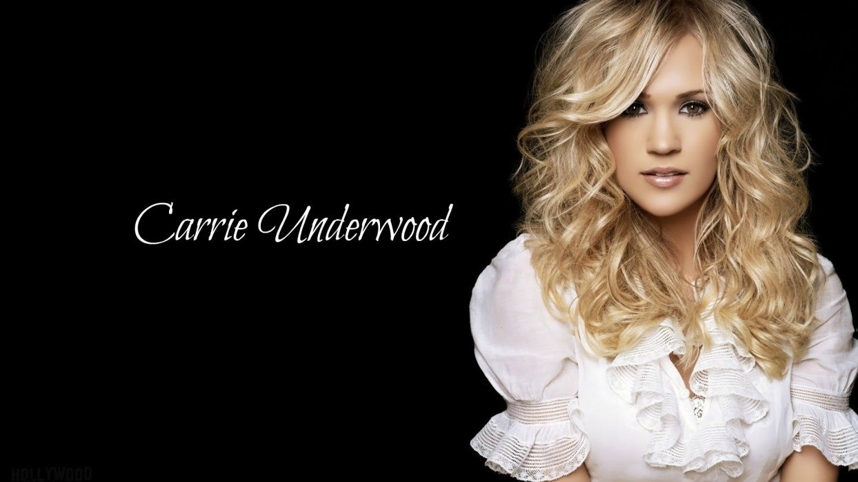 CARRIE UNDERWOOD country pop blonde sexy babe (65) wallpaper