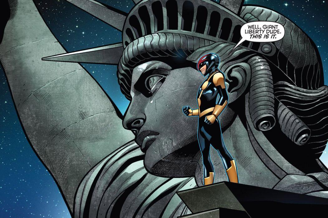 NOVA corps marvel superhero (6) wallpaper