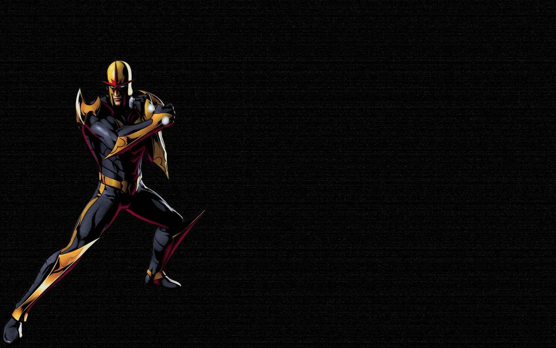 NOVA corps marvel superhero (9) wallpaper