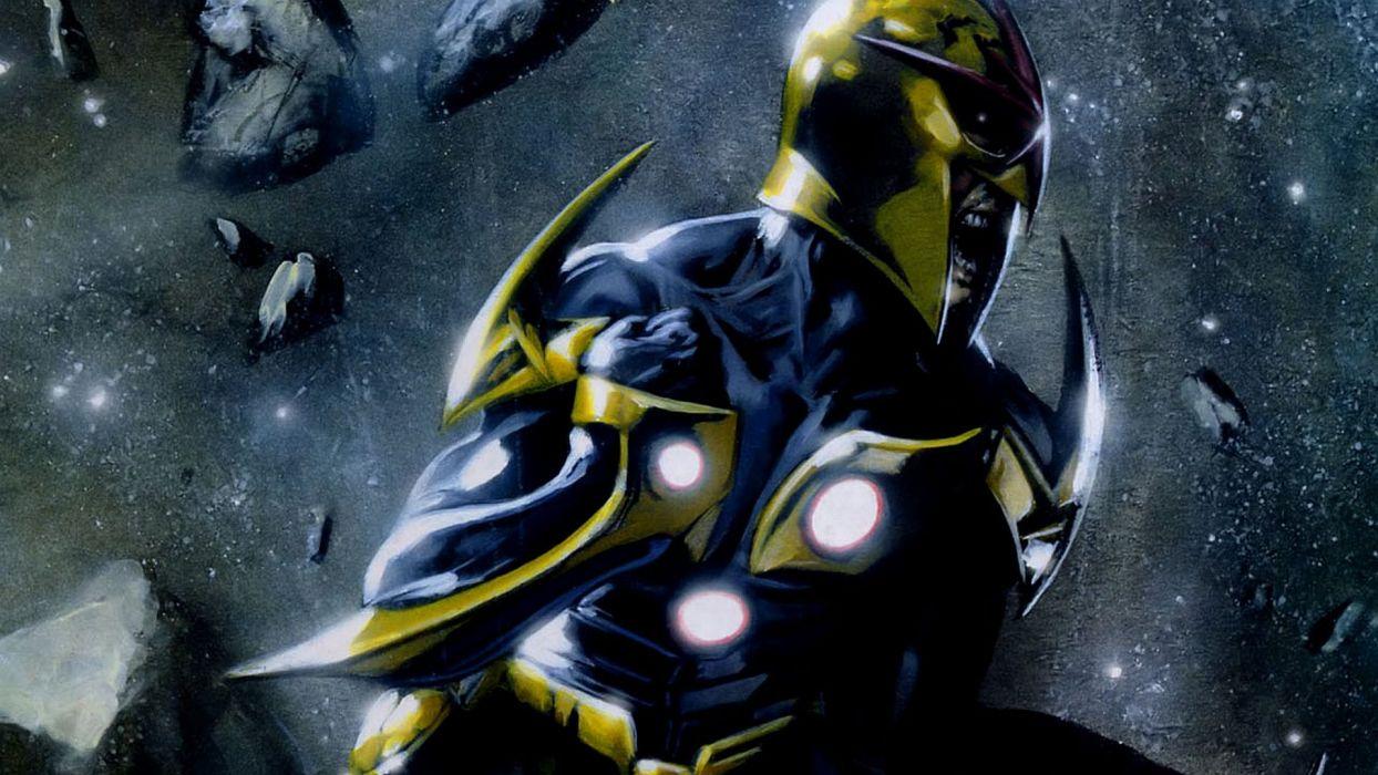 NOVA corps marvel superhero (15) wallpaper