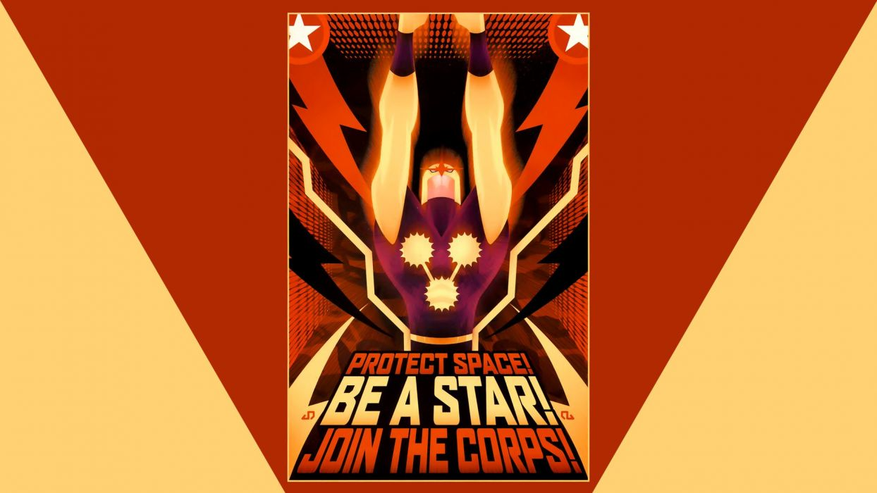 NOVA corps marvel superhero (16) wallpaper
