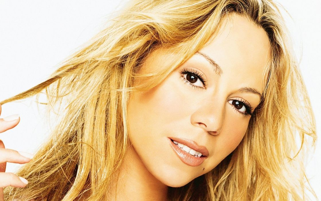 MARIAH CAREY r-b pop hip hop soul dance sexy babe singer (4) wallpaper