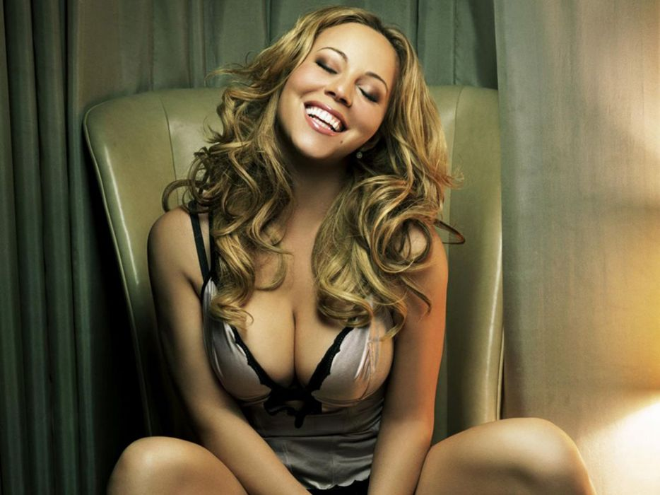 MARIAH CAREY r-b pop hip hop soul dance sexy babe singer (9) wallpaper