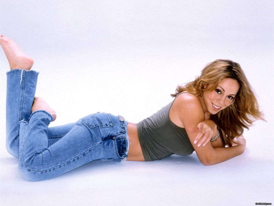 MARIAH CAREY r-b pop hip hop soul dance sexy babe singer (17) wallpaper